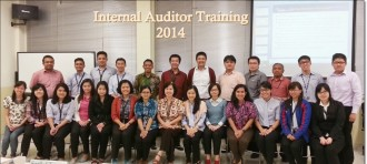 Pelatihan Internal Auditor 2014