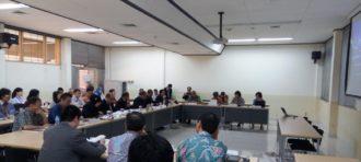 Kunjungan Studi Banding dari IAIN Purwokerto