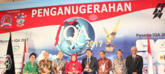 Liputan Malam Penganugerahan Indonesian Quality Award 2016 (Video)