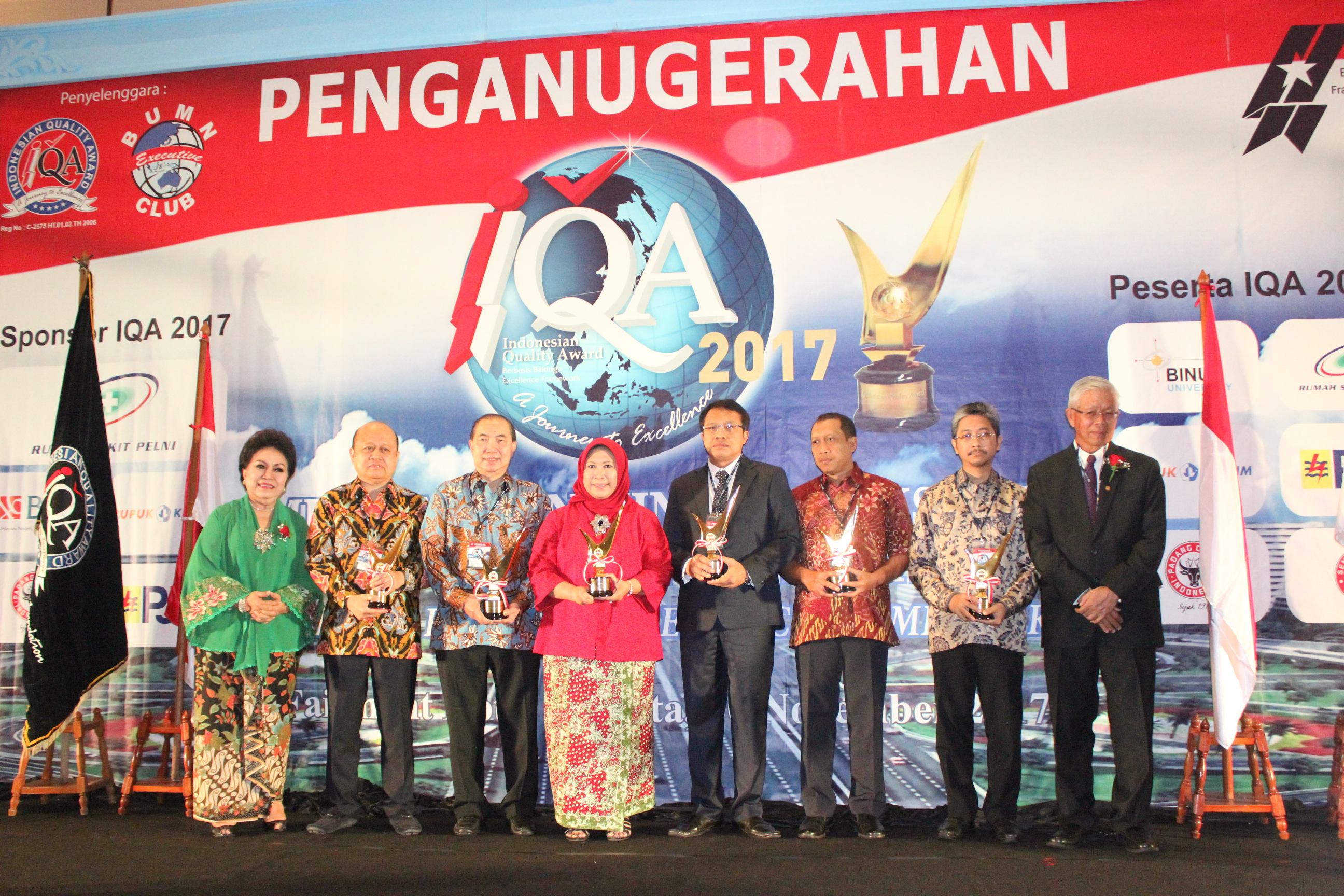 Indonesian Quality Award 2017